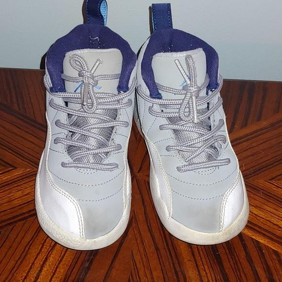 39e0b8624 Sale❗Jordan Retro 12 sneaker toddler size 10